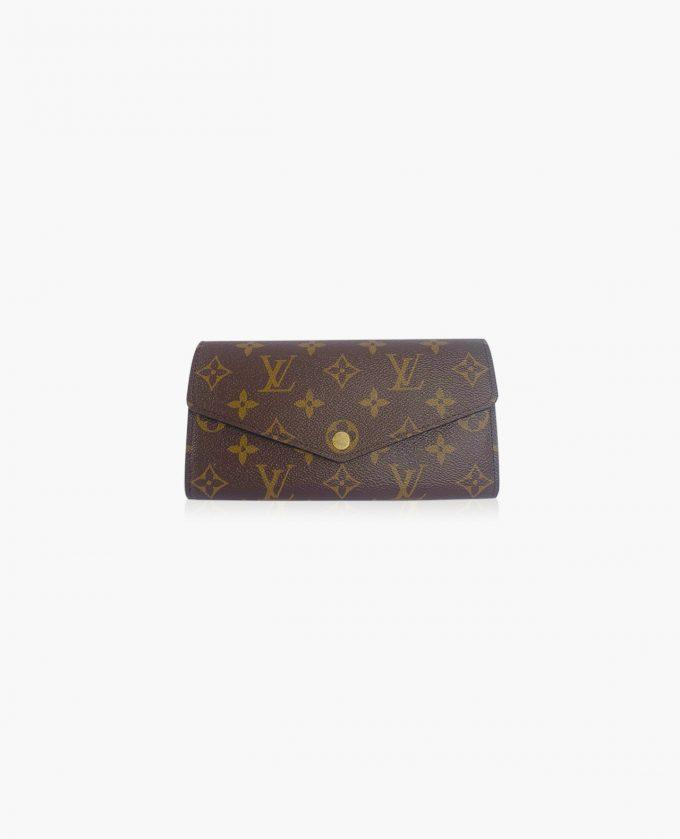 Louis Vuitton Sarah monogram wallet
